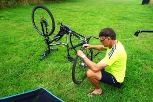 Do-it-yourself maintain of electric bikes