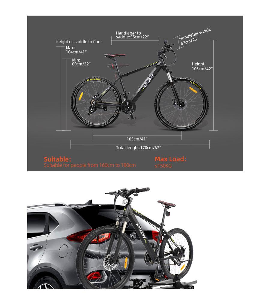 fastest electric mountain bike