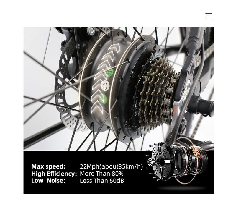 electric bike motors
