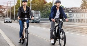 Studies have shown that electric bicycles allow people to ride bicycles longer and more frequently