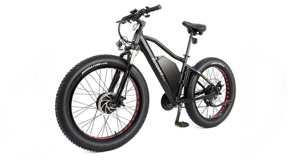 dual motor electric bike