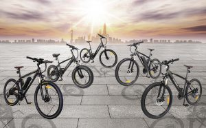Which type of bicycle is fastest
