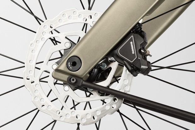 Canyon Commuter:On mudguards