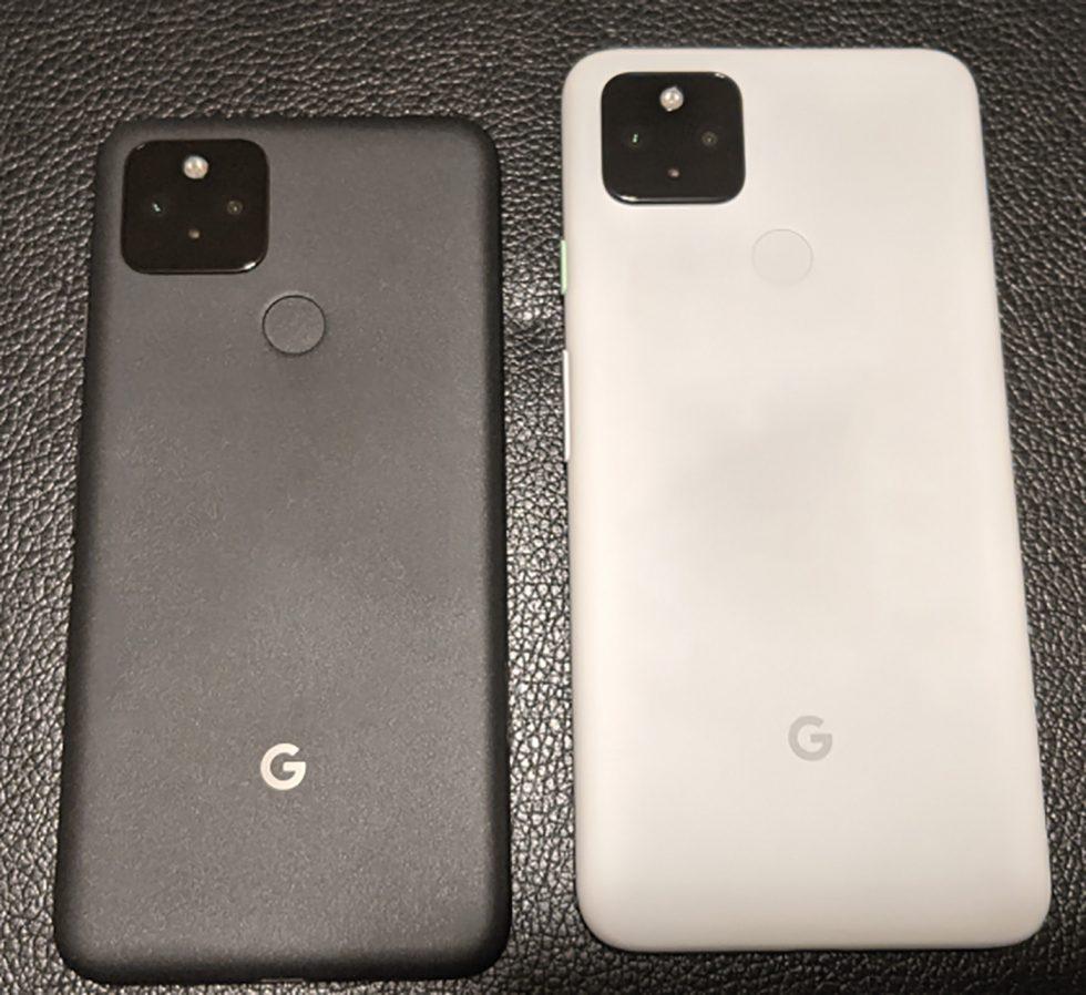 Google Pixel 5 Leak - Pixel 4a 5G