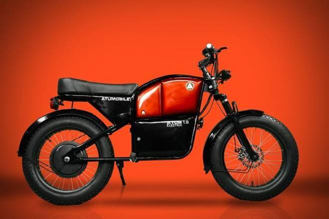 atumobile atum electric bike two