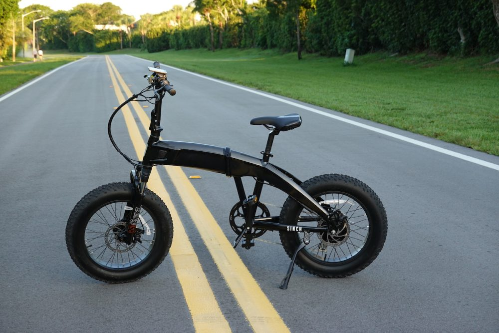 fats tire electrical bikes