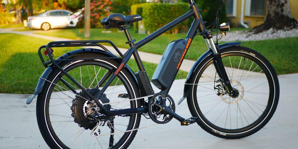 radcity 4 rad power bikes