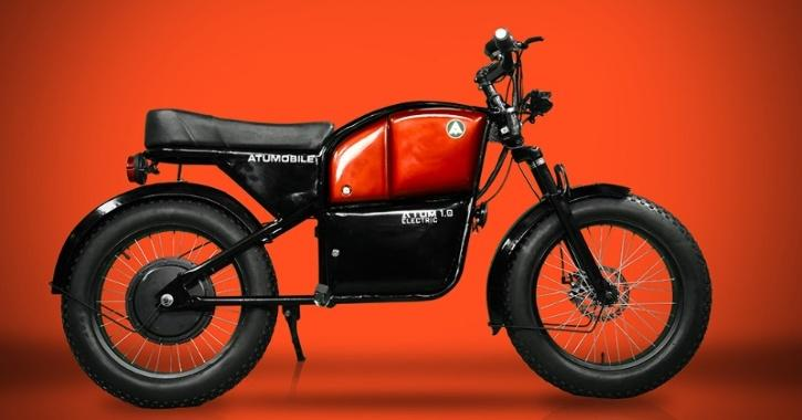 atum 1.0 electric bike