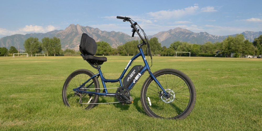 hub motor bike