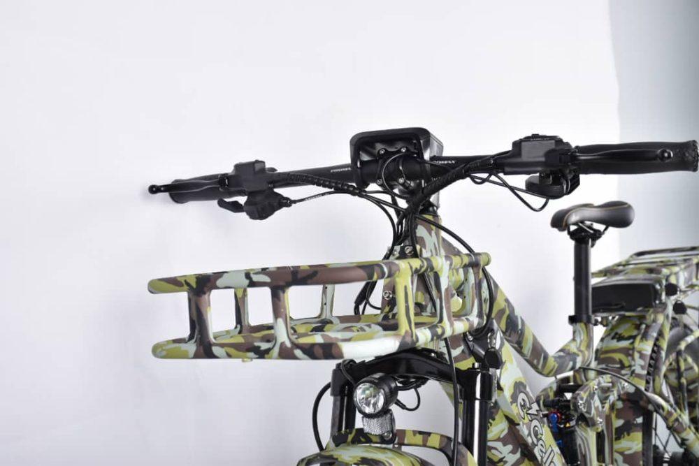 powered e-bikes