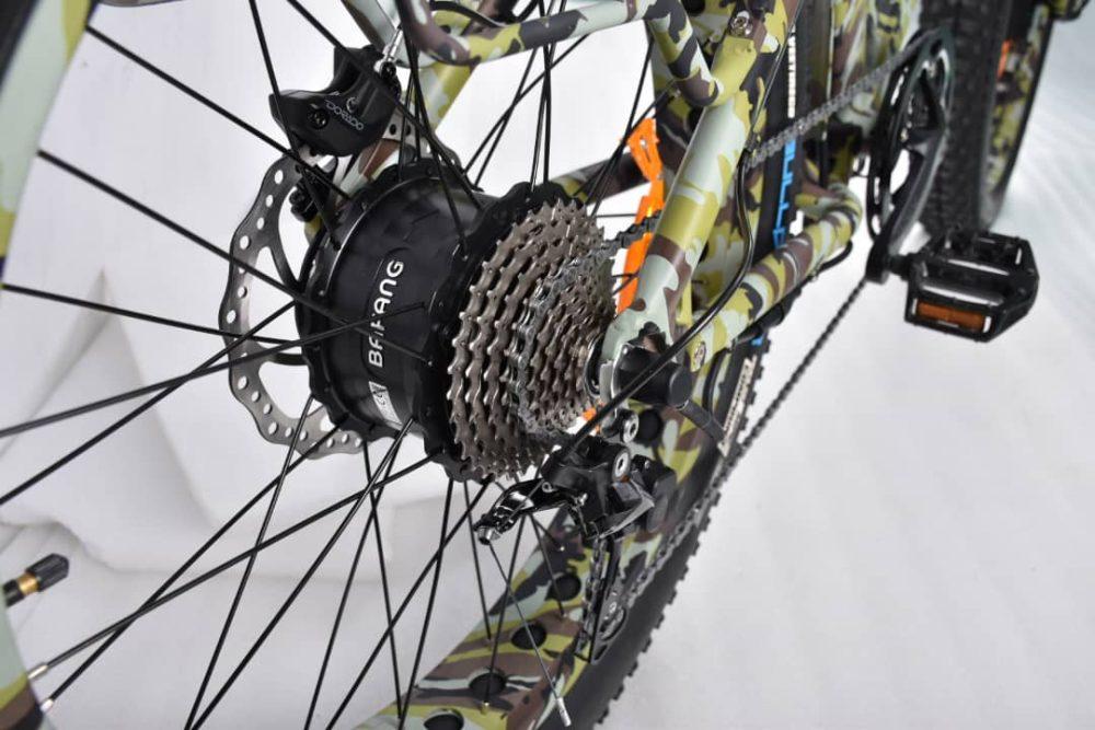 off-road ebike