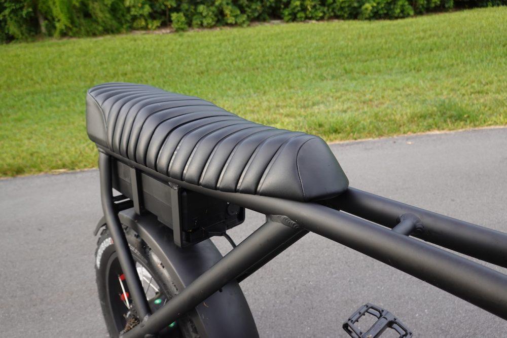 two motors bike