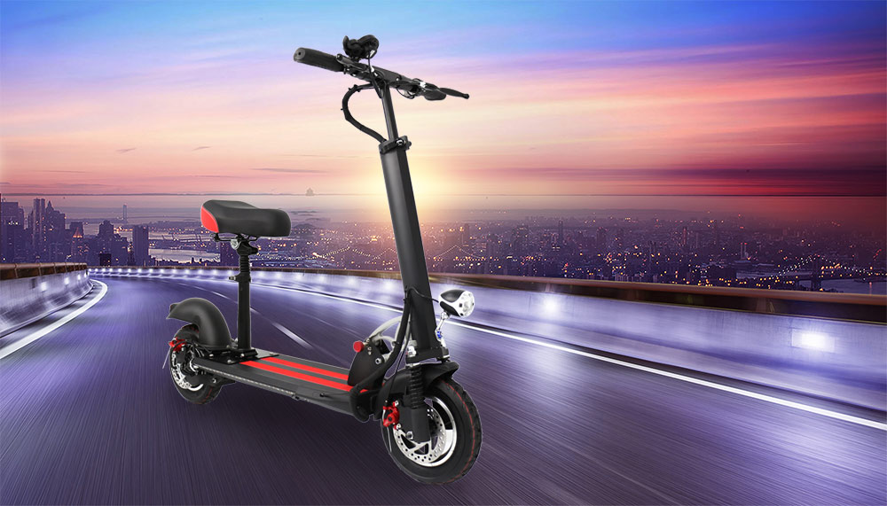 tour electric bike