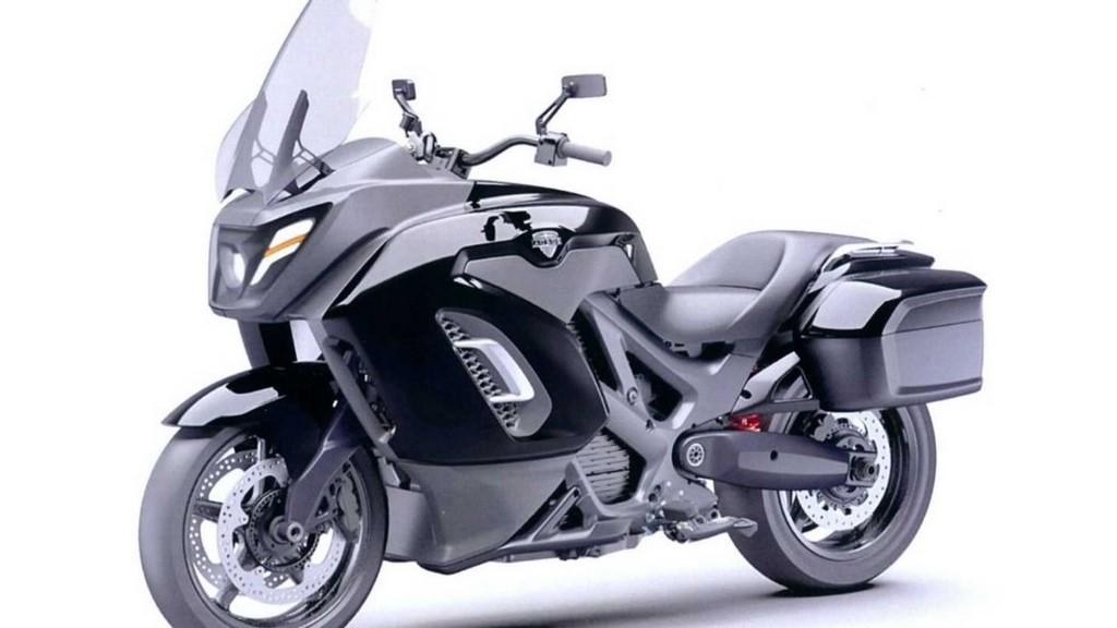 Aurus Escort Electric Motorcycle