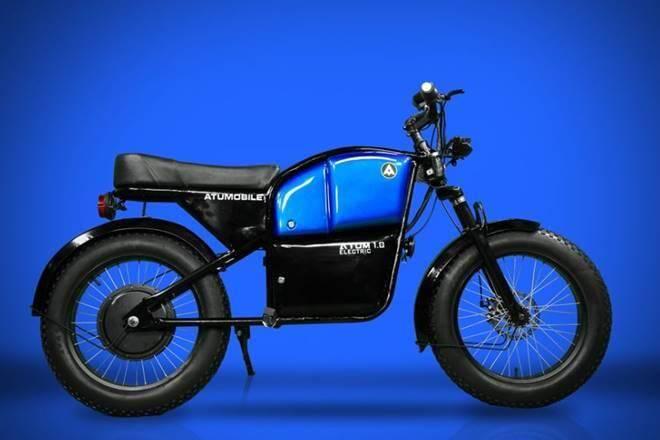 atumobile atum electric bike