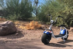 Ride In Comfort and Safety With HOTEBIKE Electric Scooter