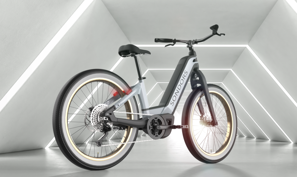 sondors lx electric bike elite