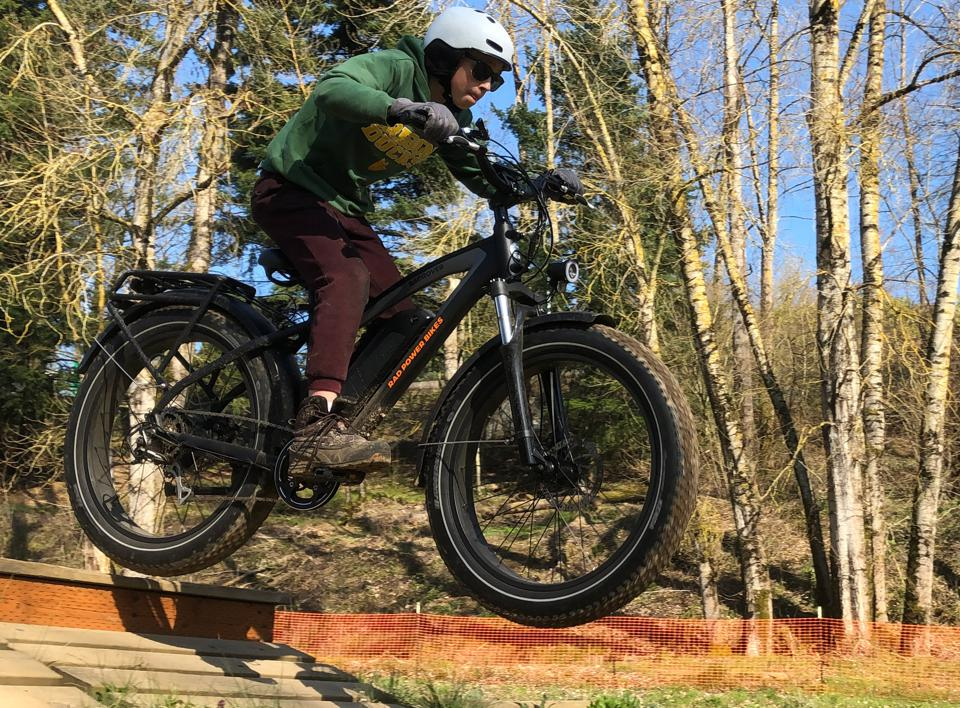 Rad Power Bikes RadRover 5 electric fat tire bicycle