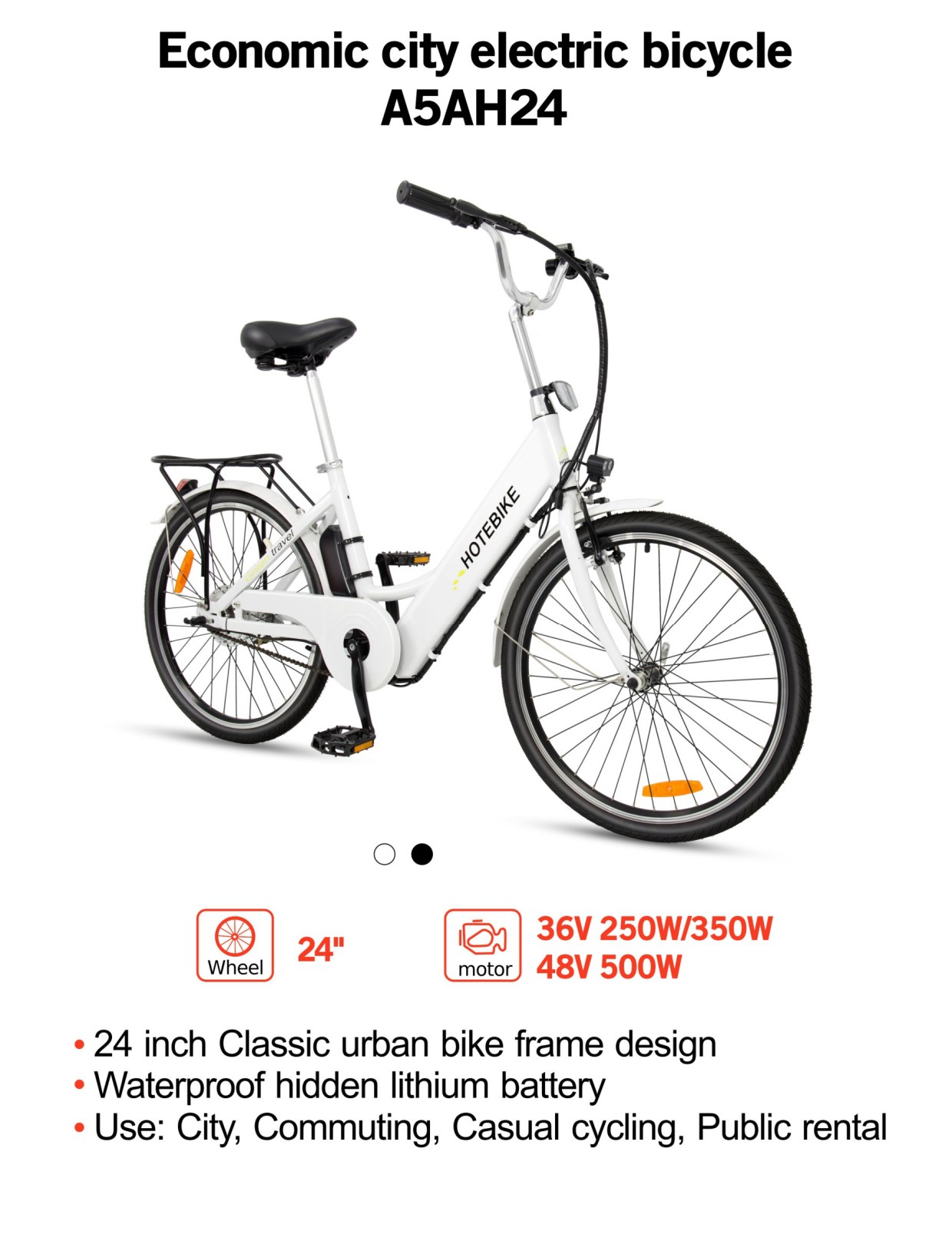 Nakto electric bike,Nakto electric bike Review,HOTEBIKE Electric Bicycle Review