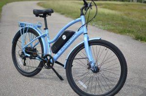 Review EC1 Schwinn electric bike and HOTEBIKE City Bike