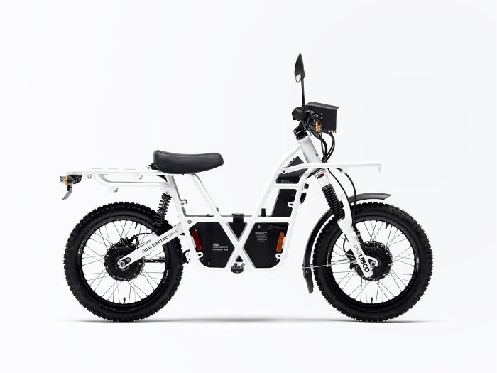 UBCO 2x2 e-moto
