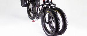 The Rungu Double-Wheel e-Bike Brings Serious Power to Off-roading