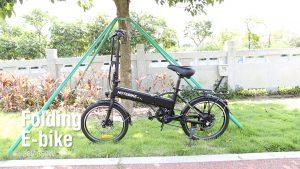 20 inch Folding Electric Bike Mini Bicycle A1-7