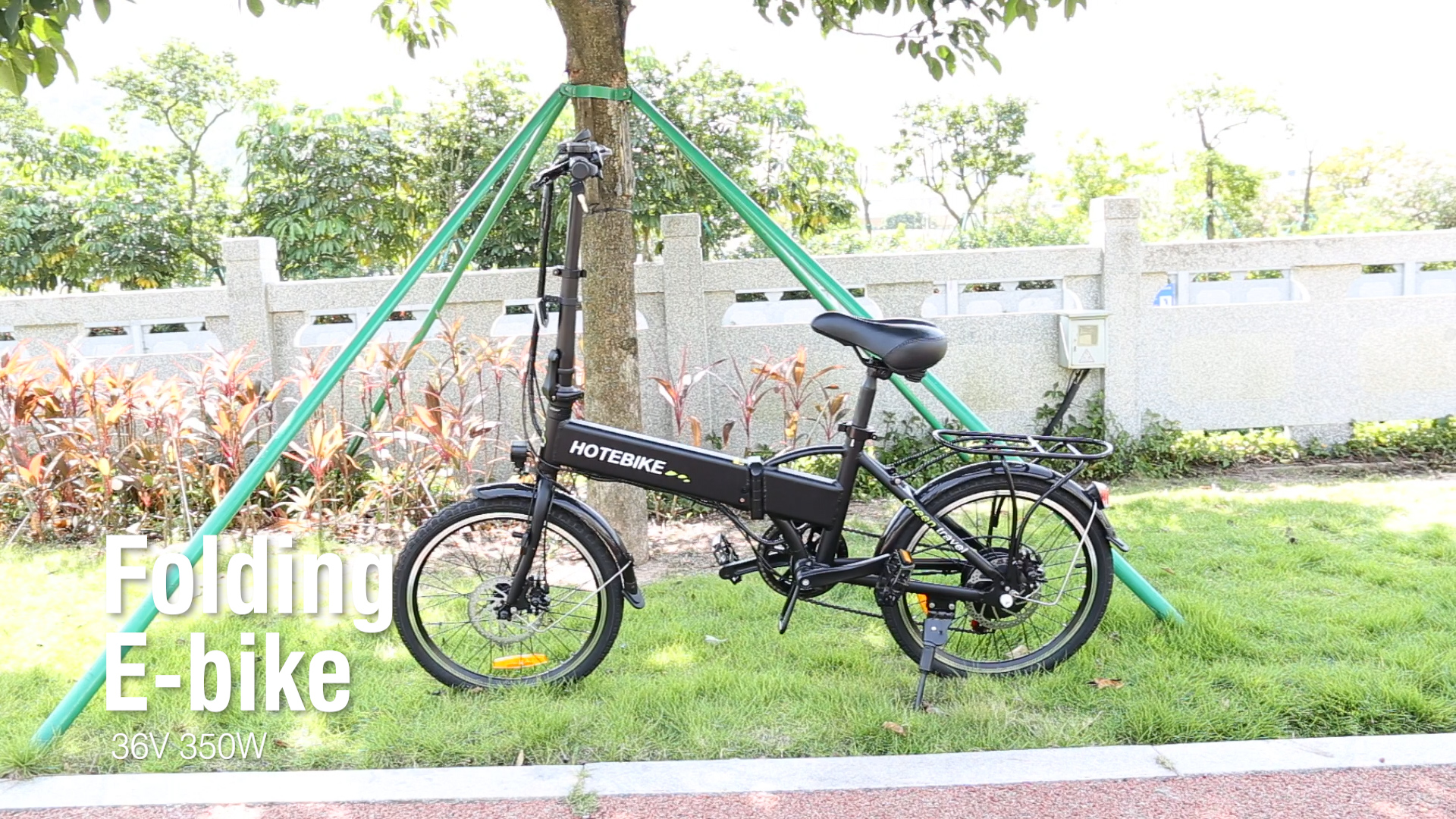 20 inch Folding Electric Bike Mini Bicycle A1-7