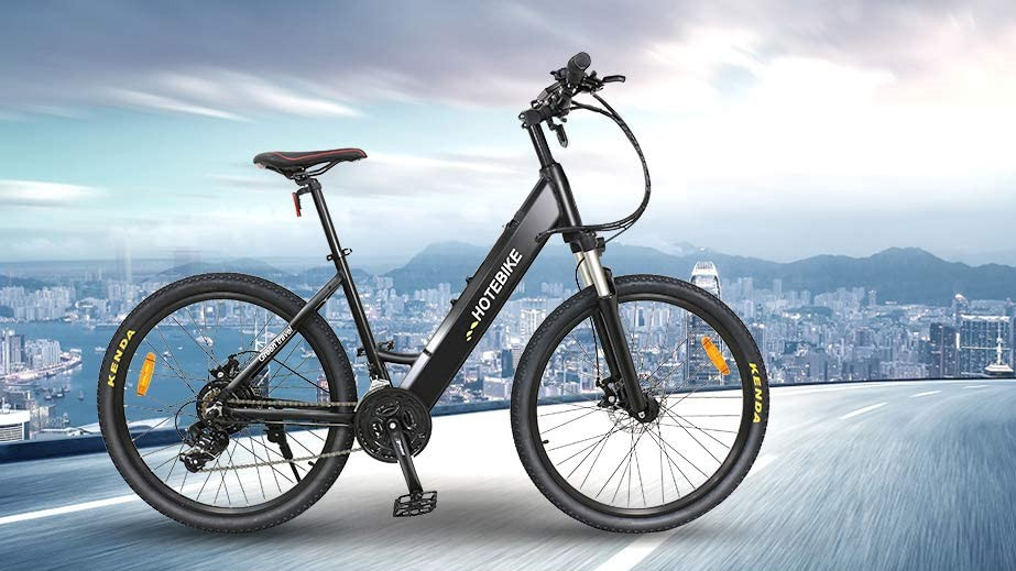 City Bike Electric Bike  for Men Women Adults A5AH26