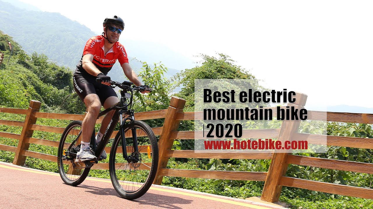 Best Electric Mountain Bike 2020 HOTEBIKE