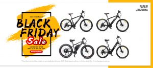 HOTEBIKE Black Friday activities