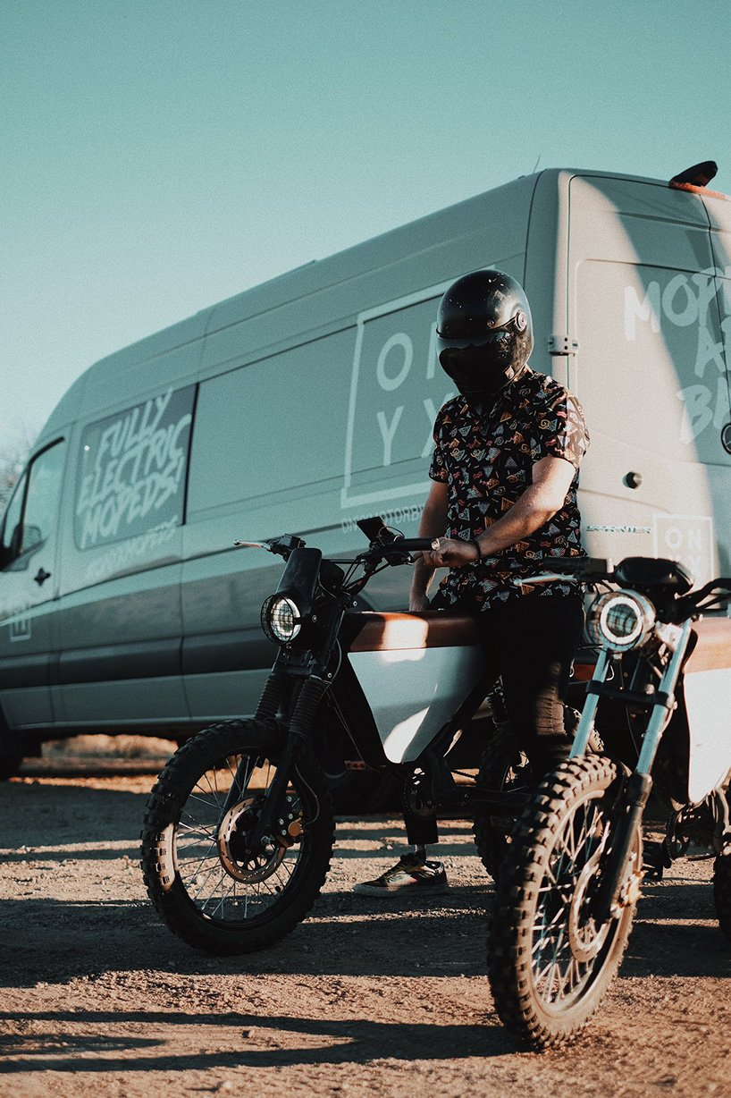 ONYX electric bike