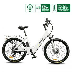 electric bike for sale 36v hidden battery 26 inch 350W motor 160 disbrake