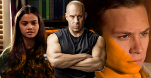 Movie Fast and Furious 9 story review with handsome actors