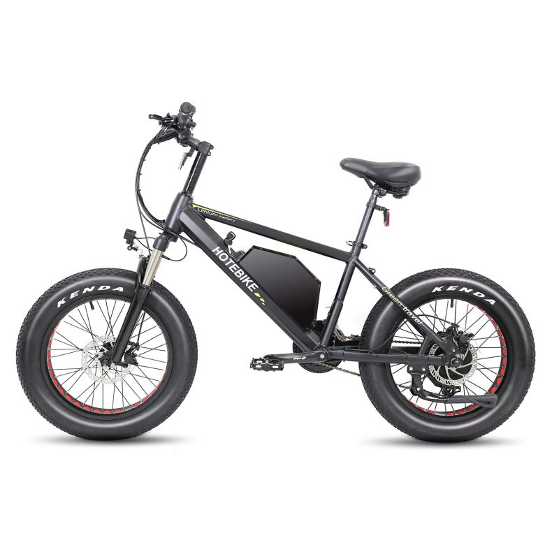 electric bike scooter for adults