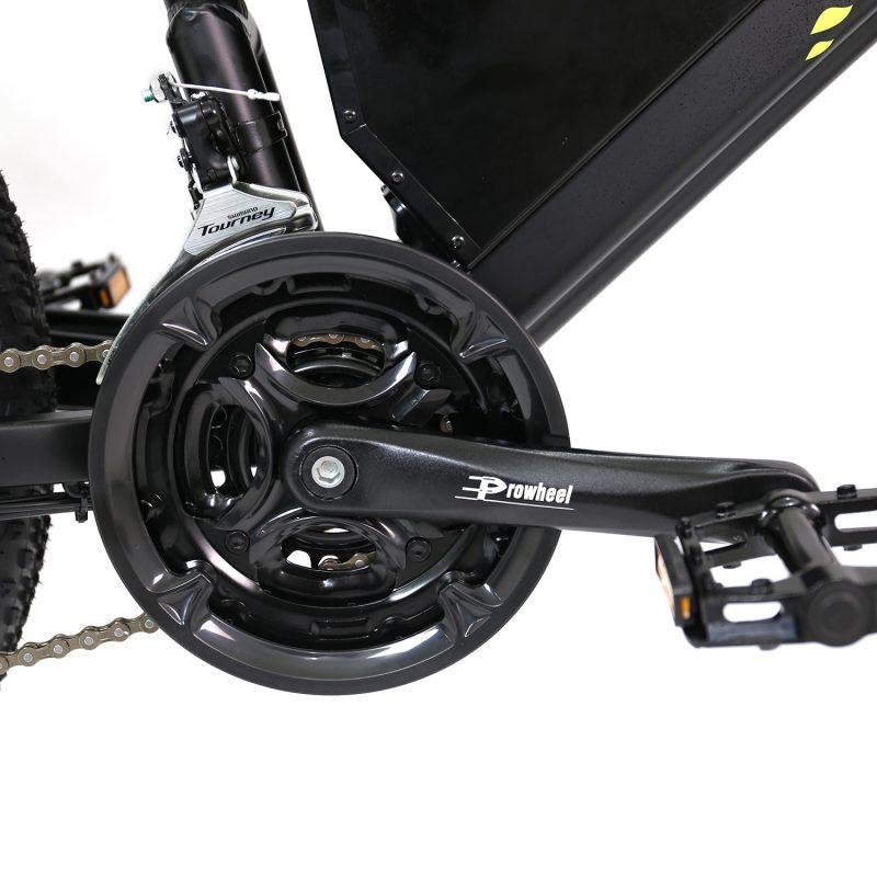 electric fat tire bike