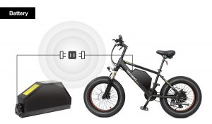 Make the most of your e-bike battery