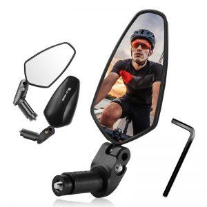 Bicycle Adjustable Rearview Mirror