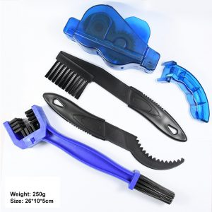 Bicycle Cleaning Kit | Bike Chain Washer Mountain Bike Accessories Maintenance Tool Cleaning Big Brush