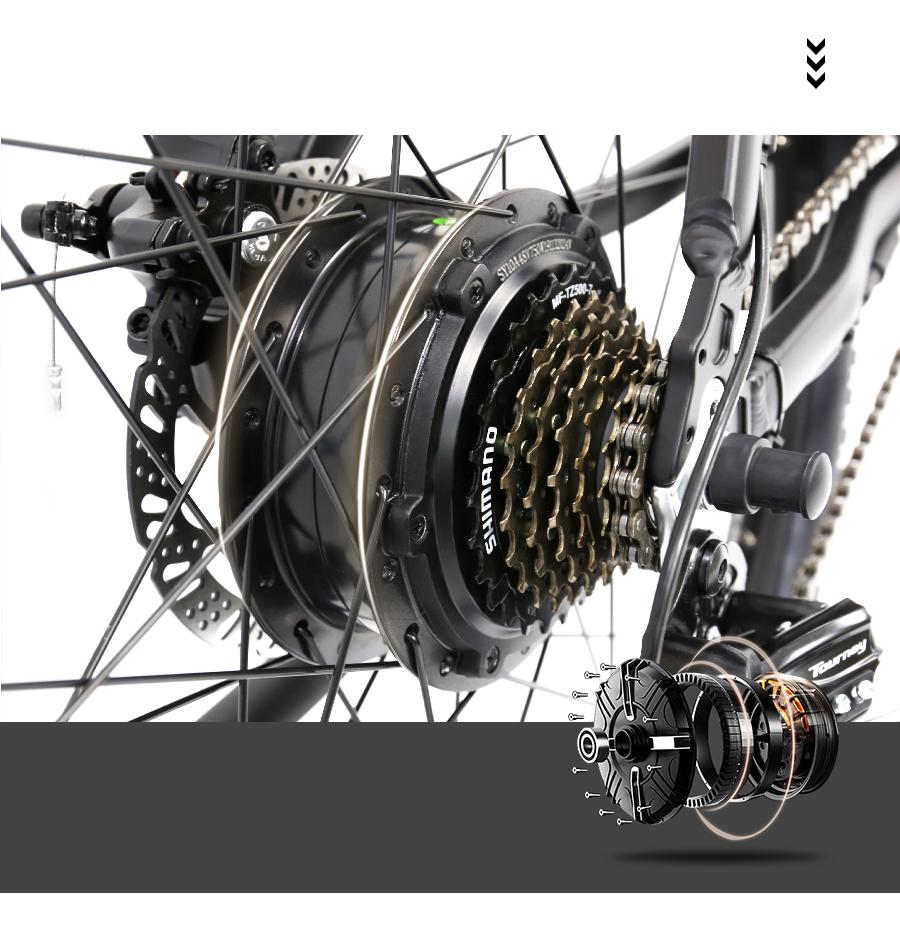 ebike motor