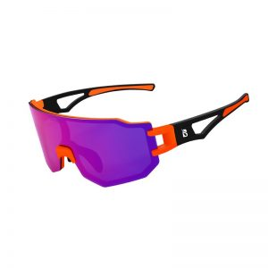New color-changing cycling glasses