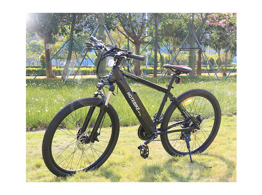 500W electric bike