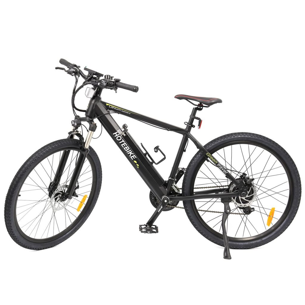 How do Electric Bike Motors Work