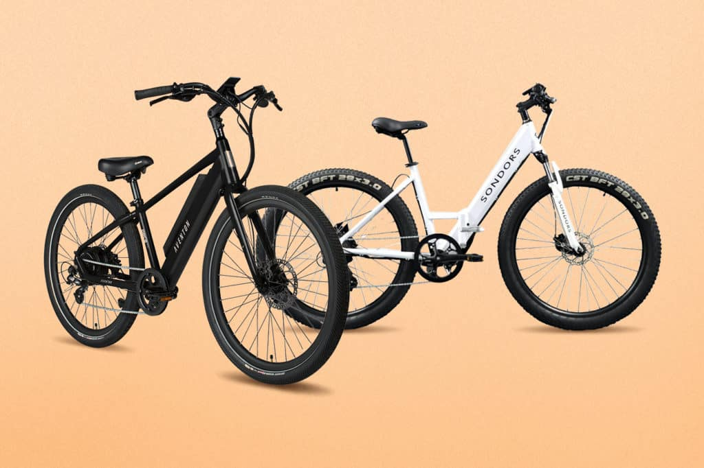 cheapest long range electric bike
