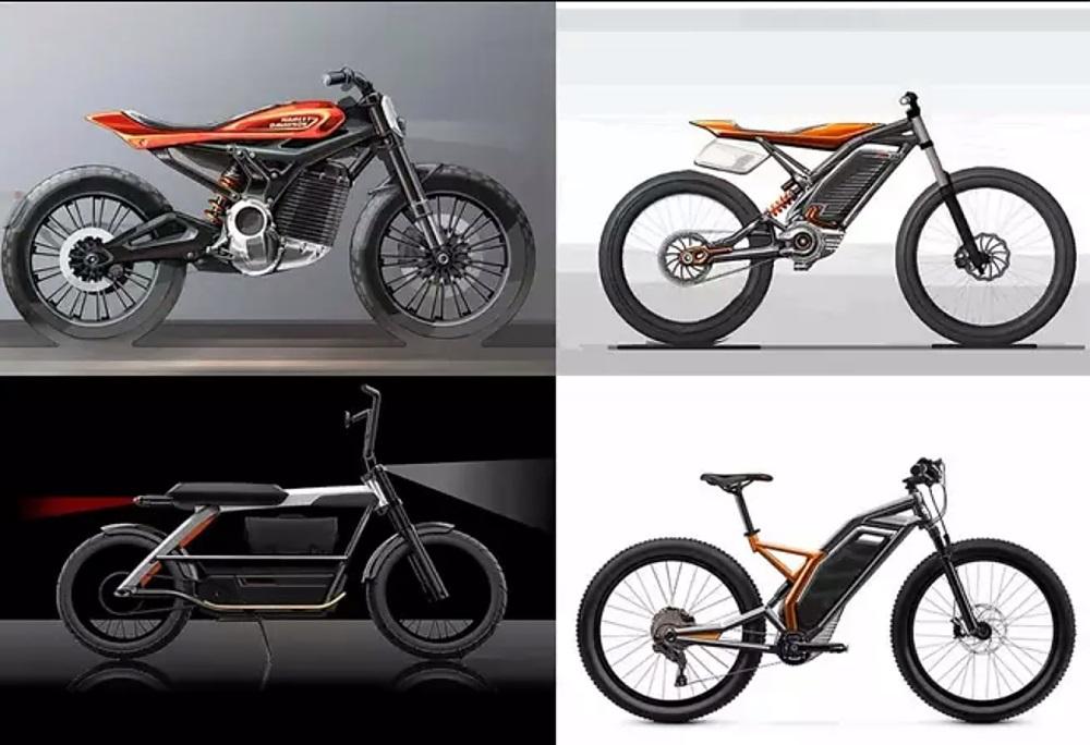 Harley electric bike