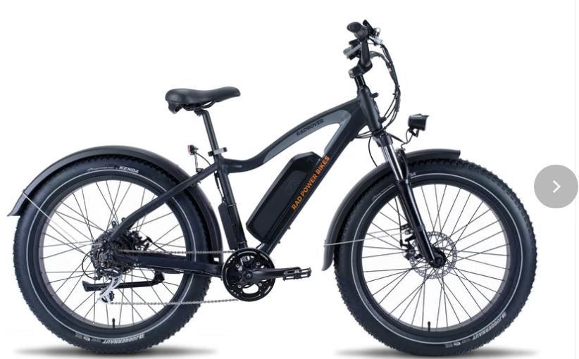 RadRover 5 bmx fat bike