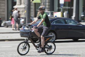 How environmentally friendly is riding an E biking?