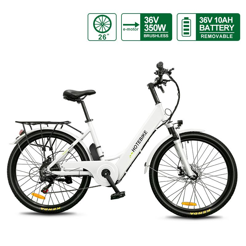 HOTEBIKE electric mountain bike